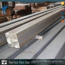 GB13296 decapado e polido AISI316L diâmetro 15 milímetros * 15 milímetros de aço inoxidável barra quadrada