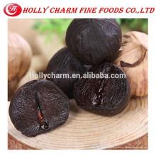 Высококачественный и высококачественный ферментированный очищенный соло-черный чеснок