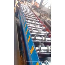 Corrugación de metal que forma la máquina