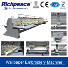 Richpeace Computerized Wallpaper Embroidery Machine