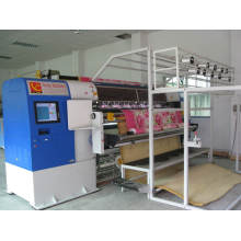 Computerized Non Shuttle Chain Stitch Multi Needle Mattress Quilting Machine with CE & ISO Approved Yxn-94-3c