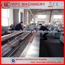 Máquina WPC WPC perfil