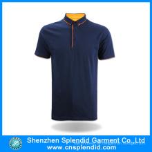 Bekleidung Hersteller Fashion Business Baumwolle Slim Fit Polo-Shirt