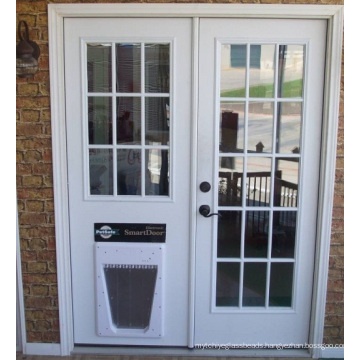 Interior Door Glass, Clear Decorative Fence Panels for Home