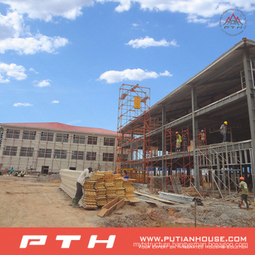 2015 Pth Customized Design Large Span Steel Structure Warehouse