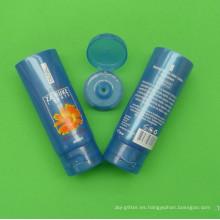 Tubos de plástico para cosméticos / crema de manos, etc.