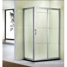 Factory Wholesale Price Tempered Glass Simple Glass Shower Room (D13)