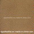 Cuero de PVC con bola de alta densidad y peeling fuerte (QDL-BP0010)