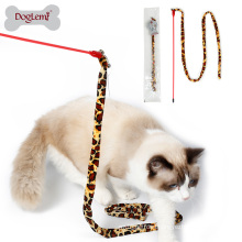 Cat Dangler Cat Teaser Dancer With Bell Of Hot Rod Pvc Pet Toy Cat Stick