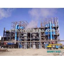 Zirconium silicate production line