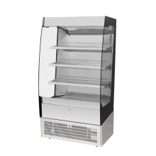 stainless Steel Refrigerated Bakery Showcase