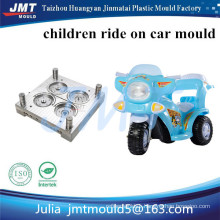 OEM plastic injection children toy racing motorcycle mould