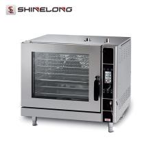 2017 Kommerzielle Bäckerei Ausrüstung 6-Fach-Combi-Ofen