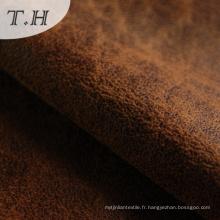 Faric Leather Daim de Manufactorier