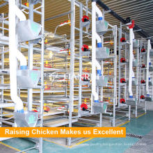 Broiler feeding equipment/automatic broiler feeding system