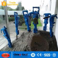 Handheld YT27 Pneumatische Schmieden Rock Drilling Equipment