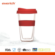 Promotional Heat Resistant Coffee Glass Water Cups For Sale