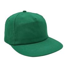 Flat brim cheap baseball cap 5 panel custom your own logo sports caps and hats