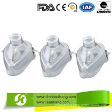 Masque médical de masque facial de silicone de masque facial de silicone