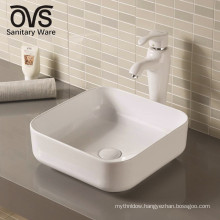 Sanitary Ware China Manufacturer Ceramic Above Counter Art Basin