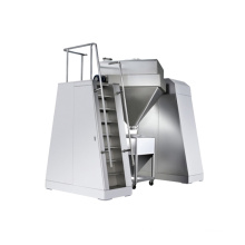 stainless steel 200 liter drum double cone shape mixer 100 500 l for pharmaceutical