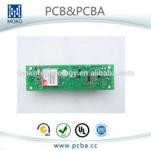 Projeto de circuito feito sob encomenda do perseguidor dos gps do pcba dos gps do sim908 sim908