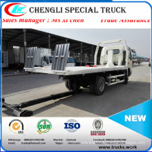 OEM According with Your Chassis Mounted Flatbed Wrecker Body