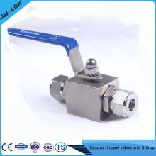 Best-selling SS high Pressure ball valve pn64