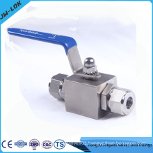 2014 hot sale ss316 6000psi bar stock ball valve in china