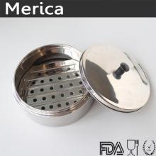 Personalizado aço inoxidável Food Steamer