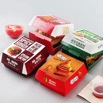 Burger Boxes | Пользовательские печатные коробки