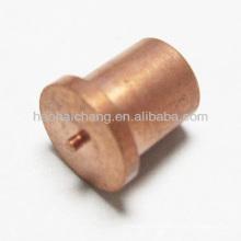Cilindro redondo de cobre Tuerca pequeña