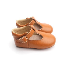 Neue Mode Brown Baby Infant Schuhe