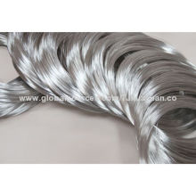 Electro Galvanized Wire for Detonator Lead, Artware, Redrawing, Toy, Binding