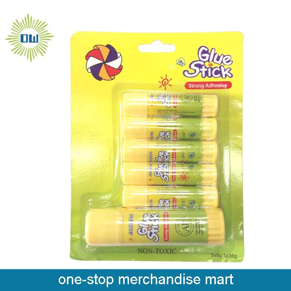 Office daily 5pcs glue stick