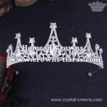 Wholesale Simple Crystal Princess Tiaras With Diamond