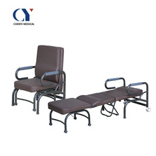 Chaise d'hôpital accompagnent la chaise