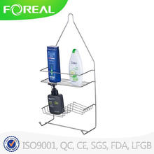 Portable Metal Wire Bathroom Shower Caddy