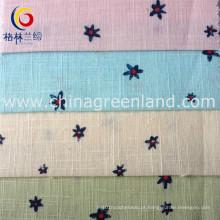 Tecido 100% algodão impresso para têxteis de vestuário de crianças (GLLML186)