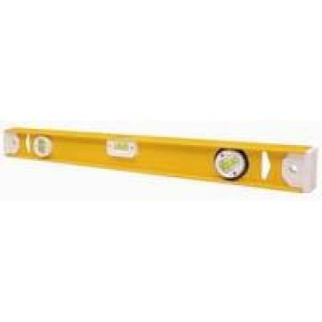 Niveau professionnel I-Beam avec flacon réglable (700502)