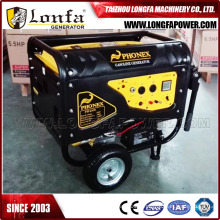 6.5kw Honda Engine Semi Silent Gasoline Generator for Sale
