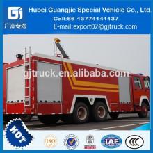 Camión de bomberos del agua de 4X2 Dongfeng Duolika, camiones de bomberos del rescate precio del camión de la lucha contra el fuego