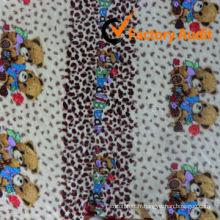 Couvertures de flanelle de coton