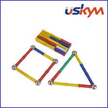 Brinquedo magnético da barra (T-002)