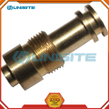 Brass cnc OEM turned part