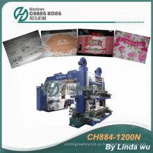 Máquina de impressão não-tecida de rolo a rolo (CH884-1200N)