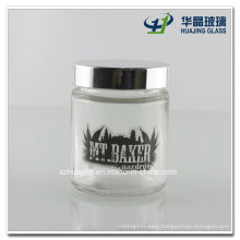 80ml Mini Straight Side Glass Candy Jar Wholesale