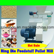 500-1000 kg / h Sojabohnenfutter Pellet Maschine