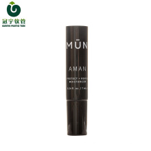 7ml cosmetic plastic tube for Moisturizer cream packaging