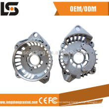 high precision die casting aluminum motor parts/auto parts accessories